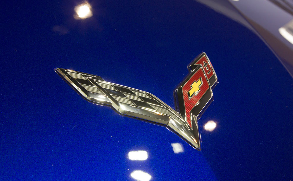 Chevy Corvette Logo