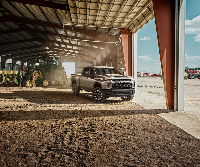 2020 Silverado 2500HD | Birch Run, MI