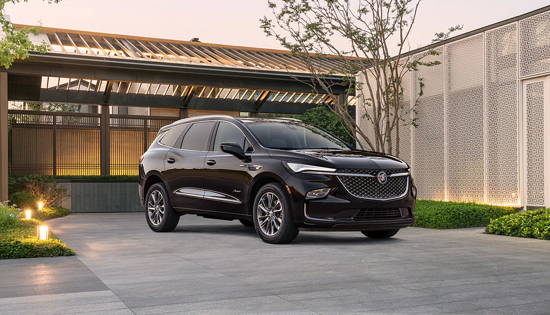 2022 Buick Enclave Receives Design Updates and New Safety Features | Birch Run, MI